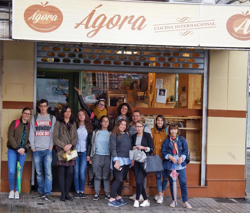 Visita Ágora